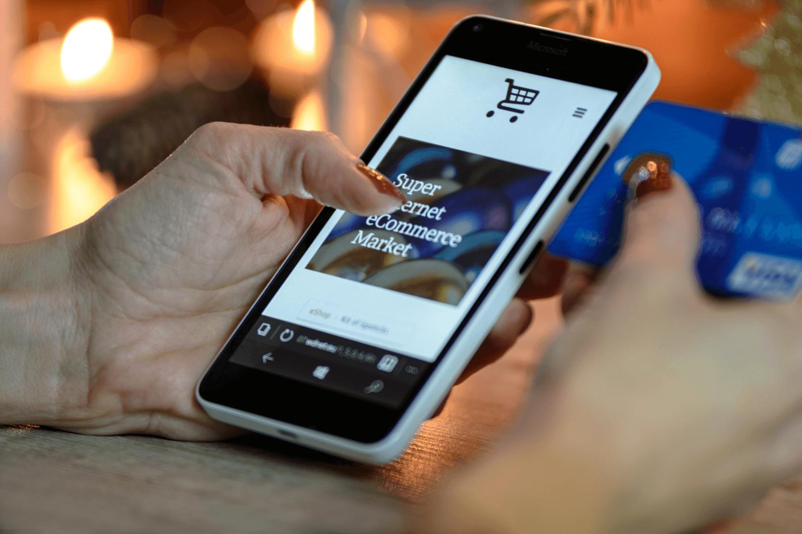 Sklep internetowy - prezentacja produktów